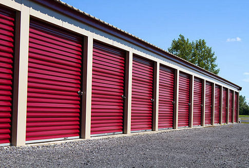 Red Barn Storage Units